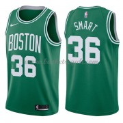 Maglie NBA Boston Celtics 2018 Canotte Marcus Smart 36# Icon Edition..